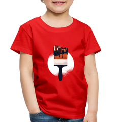 T-Shirt | Brush city skyline-Toddler Premium T-Shirt-get2shirts