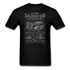 Speed Bastard | Men's T-Shirt-Men's T-Shirt-get2shirts