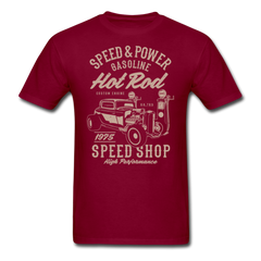 Speed Power Hotrod | Men's T-Shirt-Men's T-Shirt-get2shirts