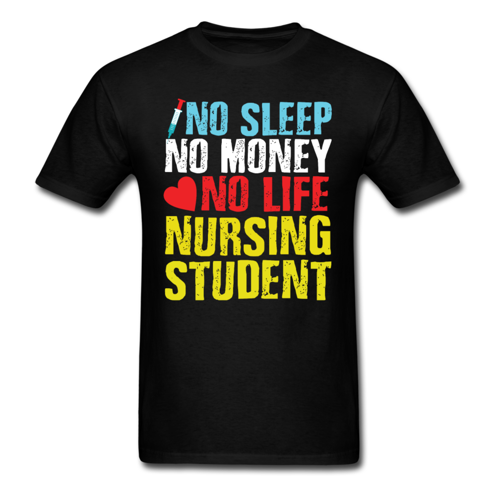 Nurse - No Sleep | Men's T-Shirt-Men's T-Shirt-get2shirts