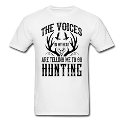 Deer Hunter | Men's T-Shirt-Men's T-Shirt-get2shirts