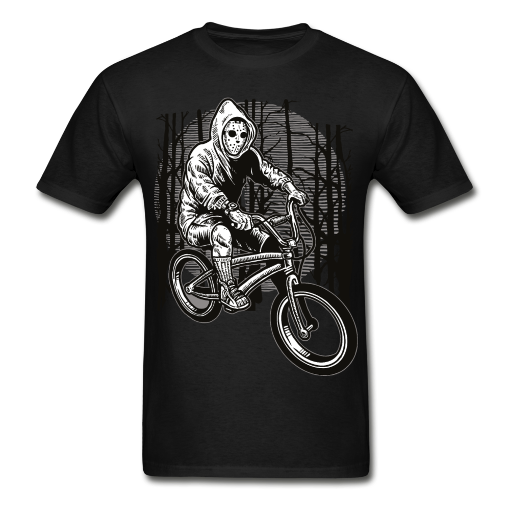 BMX Biking Slasher | Gildan Men's T-Shirt-Gildan Ultra Cotton Adult T-Shirt-get2shirts