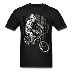 BMX Biking Slasher | Gildan Men's T-Shirt - black