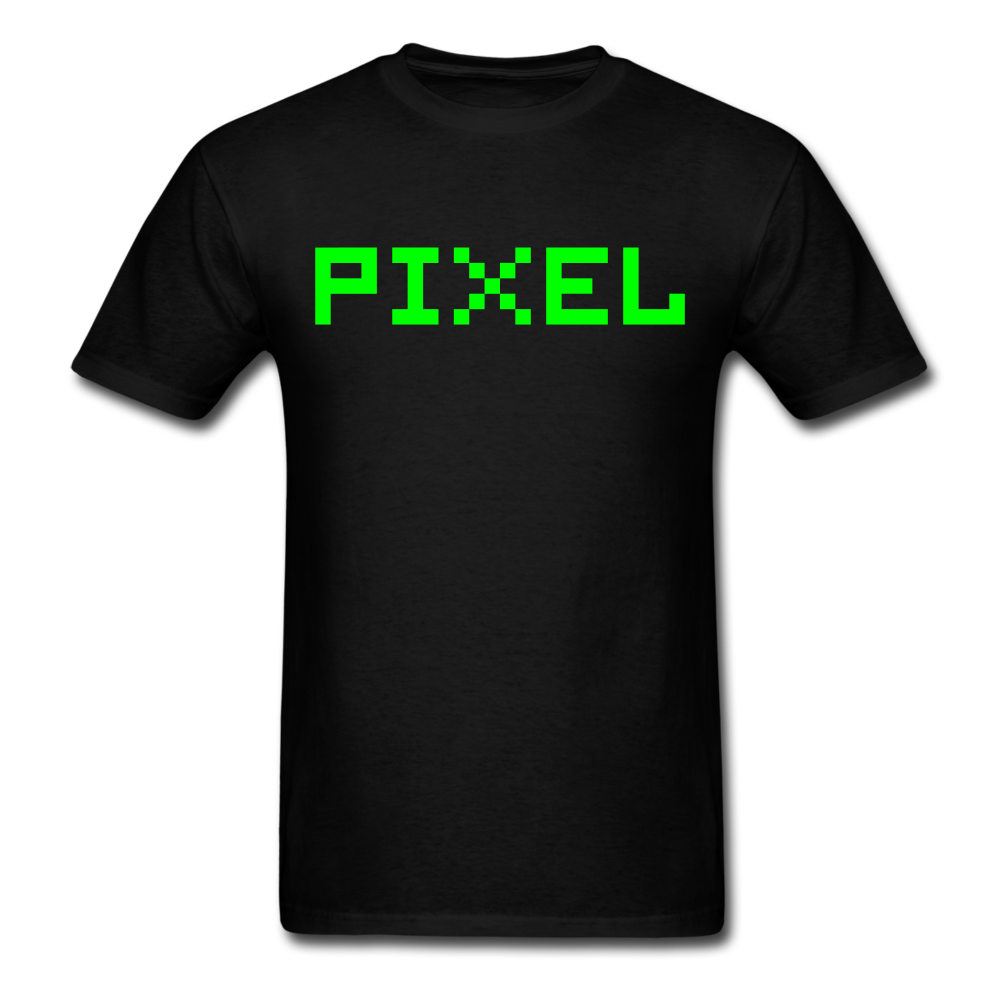 PIXEL | Men's T-Shirt - black