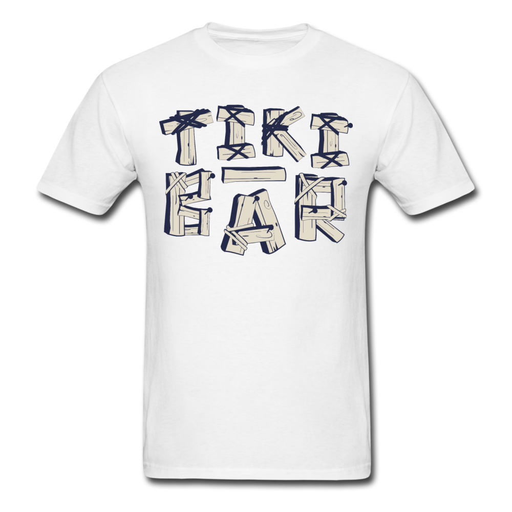 Tiki Bar Hawaii | Men's T-Shirt-Men's T-Shirt-get2shirts