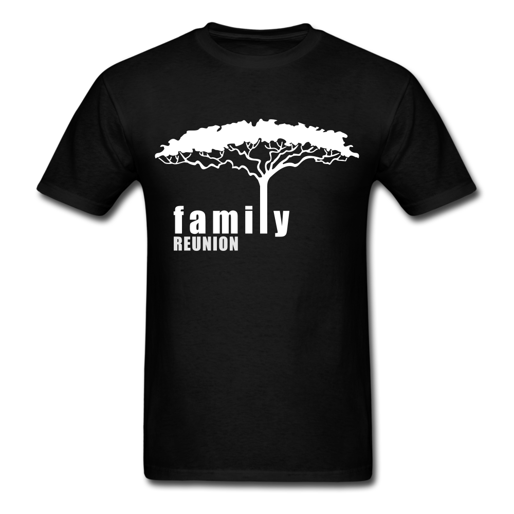 Family Tree | Men's T-Shirt - black