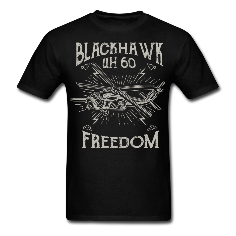 Blackhawk UH 60 | Men's T-Shirt - black