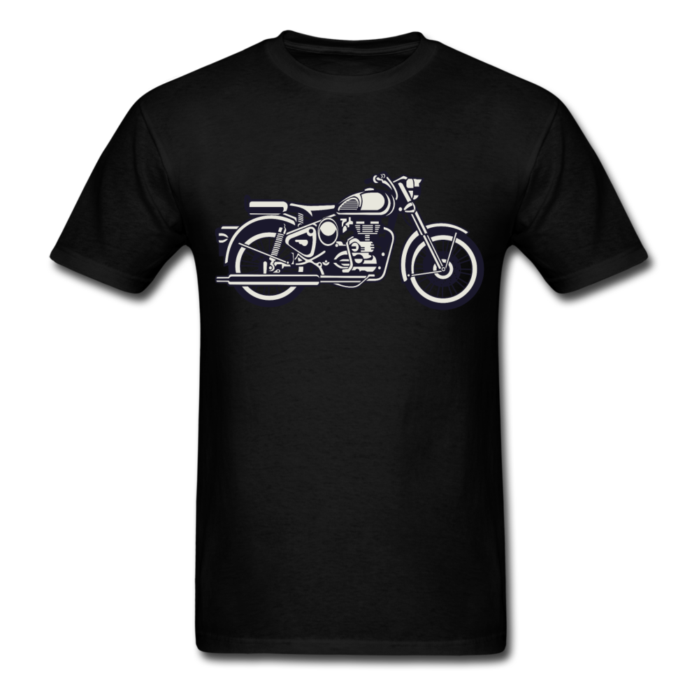 Royal Motor - Motorcycle | Men's T-Shirt-Men's T-Shirt-get2shirts