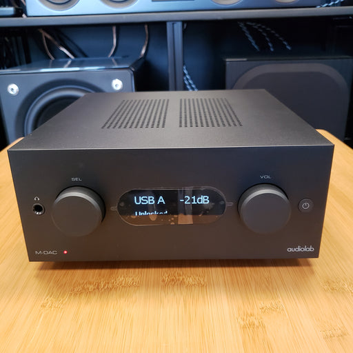 Audiolab M-DAC Plus