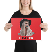 Load image into Gallery viewer, HEALER | Canvas Print