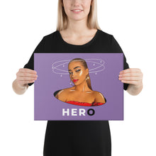 Load image into Gallery viewer, HERO | Canvas Print