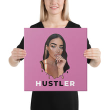 Load image into Gallery viewer, HUSTLER | Canvas Print