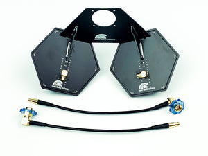 5.8GHz Crosshair XTreme Diversity System for Fatshark/RapidFire