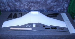 Chimera HD Flying Wing
