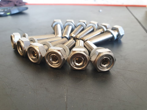 Barra Exhaust Manifold Stud Kit