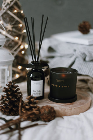 The Candleholic 香港香薰蠟燭 Diffuser Candle HK