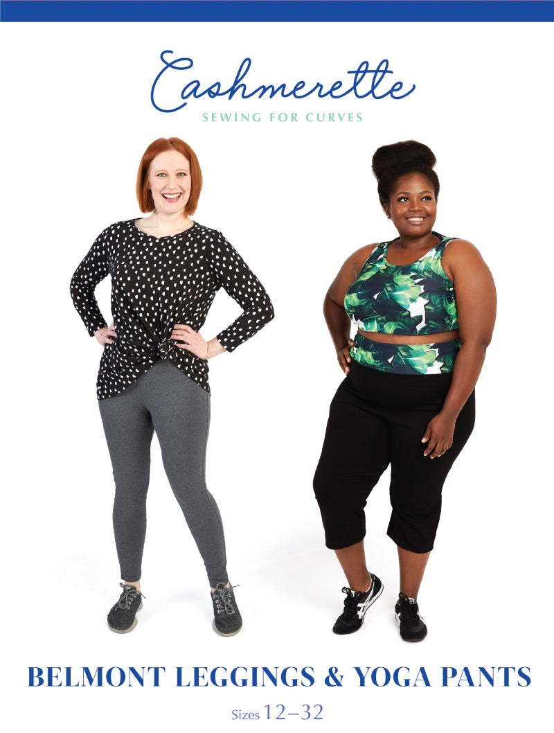 Cashmerette Belmont Leggings & Yoga Pants