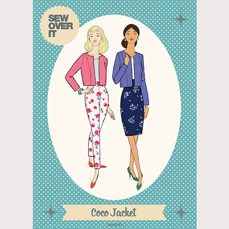 Sew Over It 1960s Coco Jacket