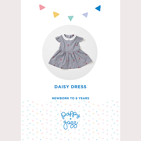 Poppy & Jazz Daisy Dress