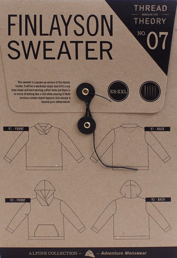 Thread Theory Designs Finlayson Sweater