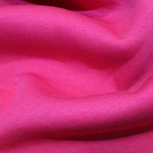 Brushed Sweatshirt - Fuchsia
