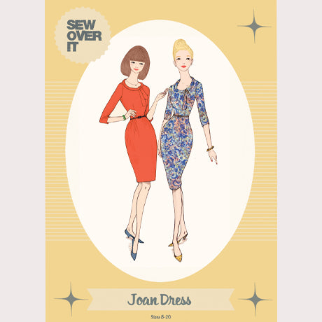 Sew Over It Joan Dress