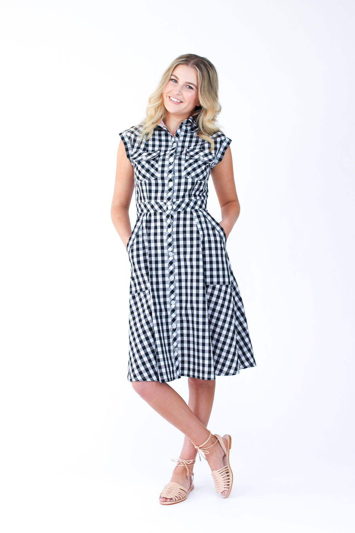 Megan Nielsen Matilda Dress