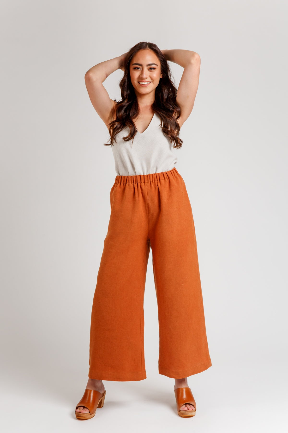 Megan Nielsen Opal Pants & Shorts