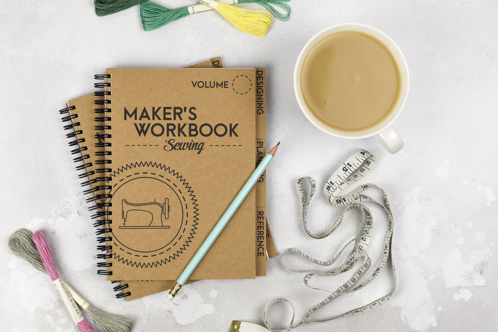 Makers Workbook : Sewing