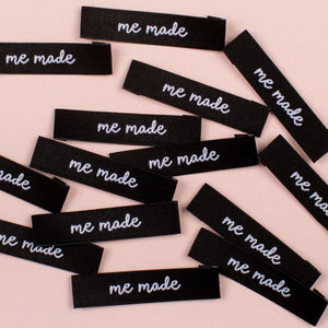 Kylie & The Machine - Me Made - Woven Labels 8 Pack