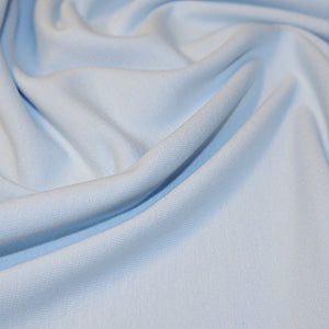 Sky Blue Cotton Jersey