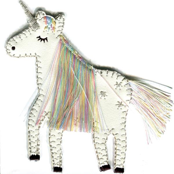 Iron on Motif - Unicorn