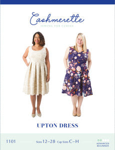 Cashmerette Upton Dress