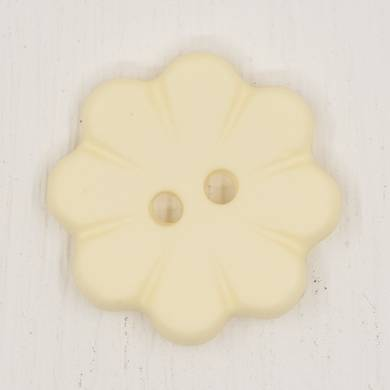 Italian 2 Hole Flower Buttons