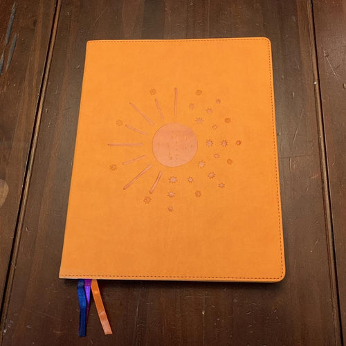 Show Up + Shine Planner Cover