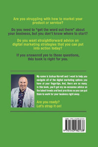 Digital Marketing Strategies For Your Business Back Cover