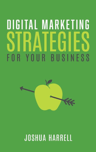 Digital Marketing Strategies For Your Business Front Cover