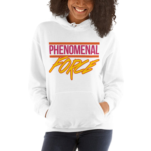 Phenomenal Force (Black/Blue/Yellow) Unisex Hoodie