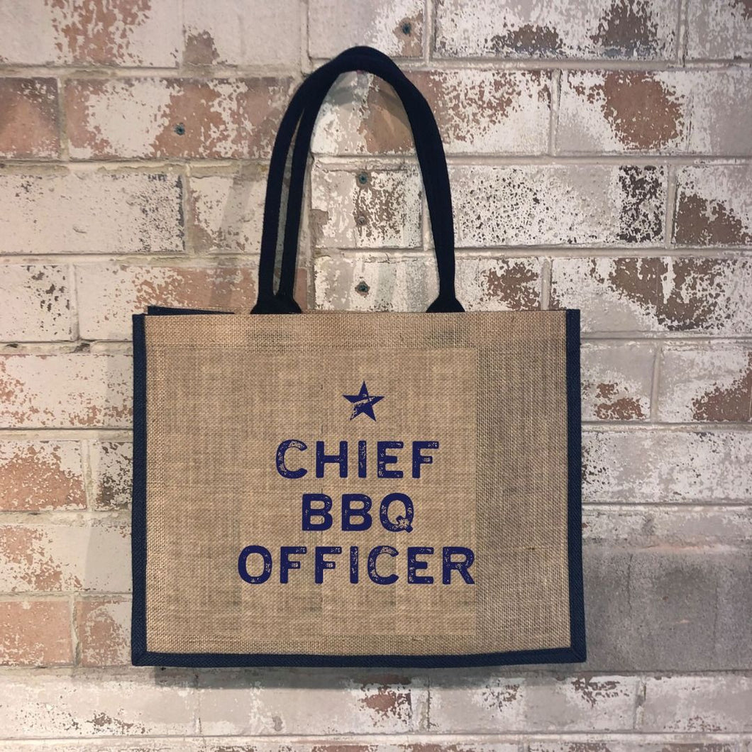 Market Shopper - Chief BBQ Officer