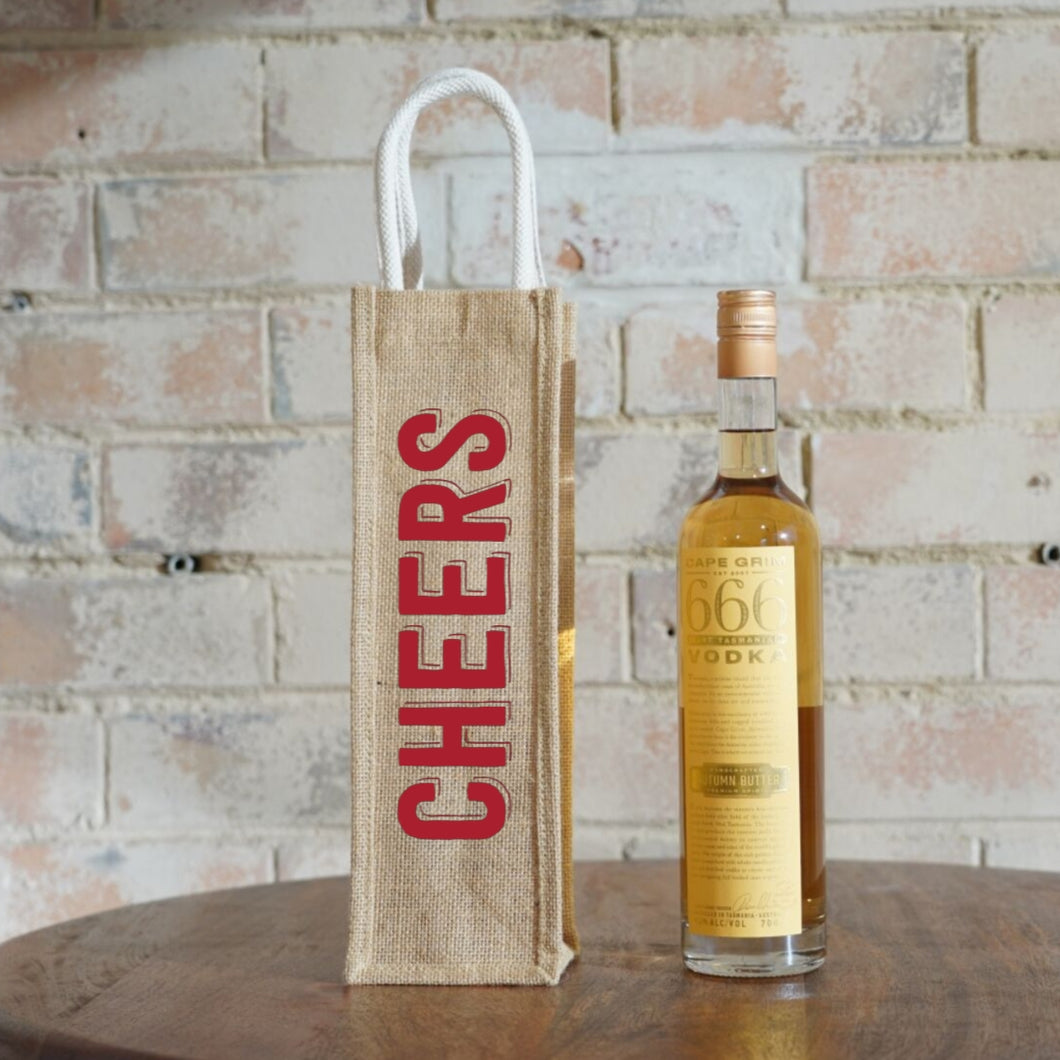 One Bottle Bag - Cheers Big Ears (3 pcs/set)