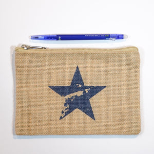 Handy Zip Pouch - Moonlit Star
