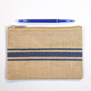Handy Zip Pouch - Striped for Success