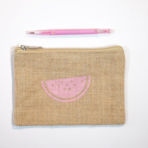 Handy Zip Pouch - Watermelon Wonder
