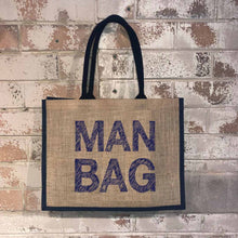 Load image into Gallery viewer, Market Shopper - Man Bag