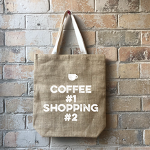 Load image into Gallery viewer, Casual Shopper - Coffee Addict