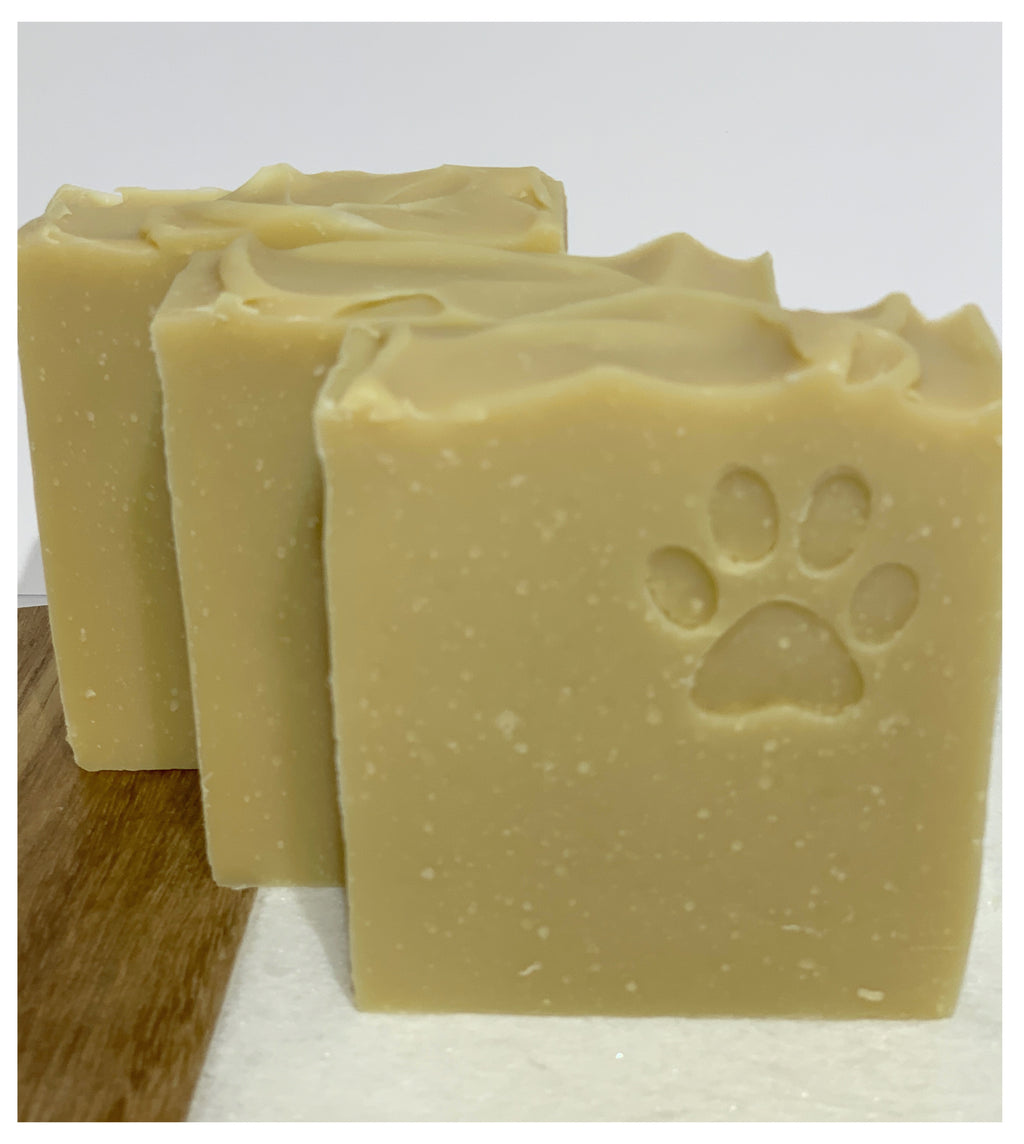 All Natural Dog Wash Bar