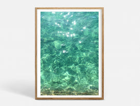 Plakat GREEN WATERS