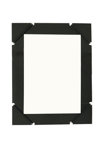A5 ELASTIC GREY/BLACK FRAME