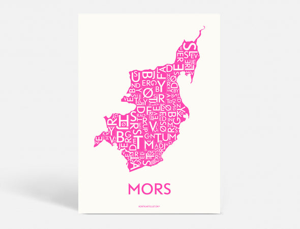 A5 - MORS - NEON PINK