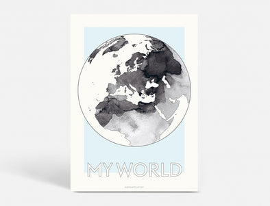 A5 - MY WORLD